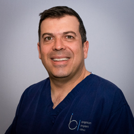 Dr Bruno Silva - Principle Dentist